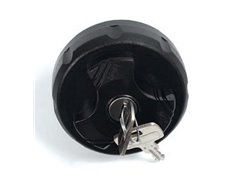 Acerbis small locking gas cap tanks color black