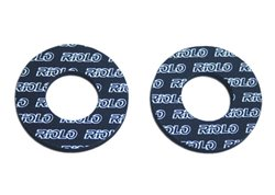 Riolo  grips donuts color black