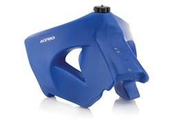 Acerbis  fuel tank 25 liters color blue Yamaha