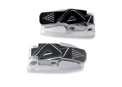 Acerbis  Graphity adult and kid boots kit buckle color black
