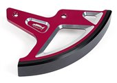 Motocross marketing  rear brake disc guard potector color red